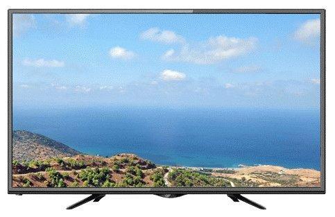 """Телевизор 32"""" POLAR P32L21T2C черный 1366x768 50 Гц VGA USB SCART"""