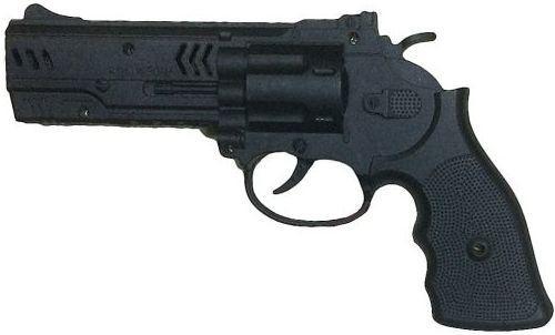 Револьвер Наша Игрушка Револьвер черный 635689
