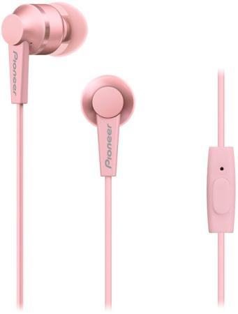Наушники Pioneer SE-C3T розовый