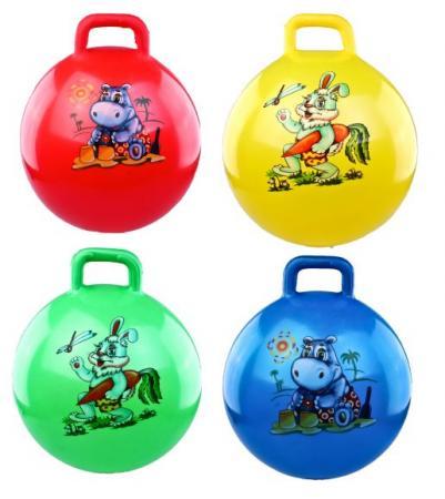 Мяч-попрыгун Наша Игрушка Мяч латексный 55см латекс от 3 лет разноцветный мяч попрыгун наша игрушка мяч латексный 55см разноцветный от 3 лет латекс