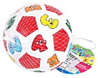 Мяч-попрыгун Наша Игрушка Мяч Веселые цифры пластик от 3 лет разноцветный 4132B-4 мяч попрыгун наша игрушка мяч веселые цифры пластик от 3 лет разноцветный 4132b 4