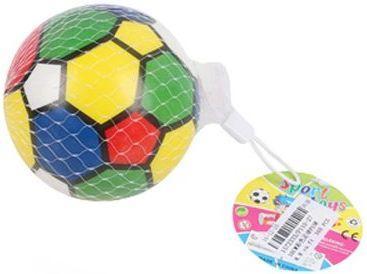 Мяч-попрыгун Наша Игрушка Мяч Калейдоскоп пластик от 3 лет разноцветный P110-27 мяч попрыгун наша игрушка мяч латексный 55см разноцветный от 3 лет латекс