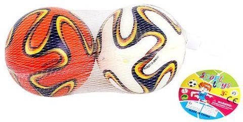 Мяч-попрыгун Наша Игрушка Мяч пластик от 3 лет разноцветный W89-5C мяч попрыгун larsen тигренок gsj 3 46см