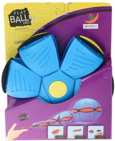 Мяч-попрыгун Наша Игрушка Мяч Трансформер пластик от 3 лет разноцветный 100994539 мяч попрыгун larsen тигренок gsj 3 46см