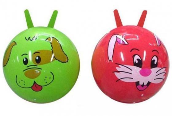 Мяч-попрыгун Наша Игрушка Мяч латексный 60см латекс от 3 лет разноцветный 63704 мяч попрыгун наша игрушка мяч латексный 55см разноцветный от 3 лет латекс