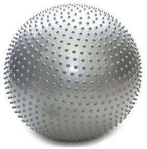 Мяч-попрыгун Наша Игрушка Мяч Фитнес 55 см пластик от 3 лет серый 63872 фитнес мяч no 55cm