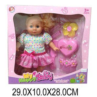 Кукла Вика м/н 28 см, с аксесс., кор. vika smolyanitskaya vika smolyanitskaya vi043bwjis28