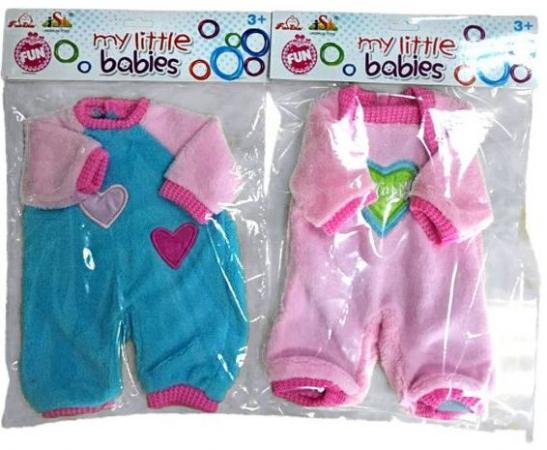 Одежда для кукол Наша Игрушка Костюм Сердечко для куклы 39-45 см 1602 игрушка