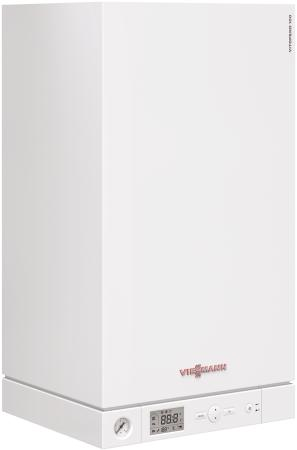 Газовый котёл Viessmann Vitopend 100-W A1HB001 24 кВт viessmann котел vitopend 100 w a1hb u rlu 24 квт