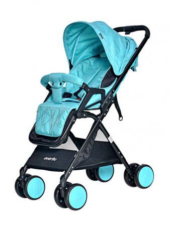 Прогулочная коляска Everflo Сruise (blue) коляска прогулочная everflo сruise e 550 deep blue