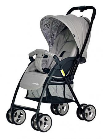 Фото - Коляска прогулочная Everflo Letter (beige) коляска прогулочная everflo safari grey e 230 luxe