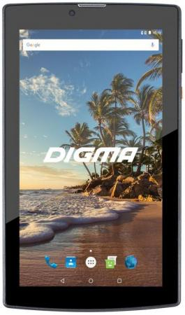 Планшет Digma Plane 7552M 3G 7 8Gb Black Wi-Fi Bluetooth 3G Android PS7165MG планшет digma plane 7552m 16gb 3g ps7165mg