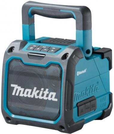 Радиоприемник Makita DMR200 черный/синий