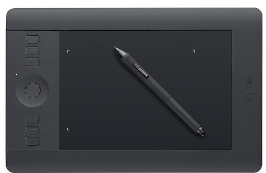 Графический планшет Wacom Intuos Pro Small PTH-451-RUPL + Corel Painter 2018 планшет wacom intuos pro small pth 451 rupl