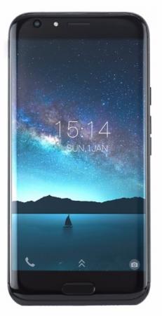 Смартфон Doogee BL5000 черный 5.5 64 Гб 4G LTE Wi-Fi GPS 3G MCO00055531 смартфон micromax q334 canvas magnus черный 5 4 гб wi fi gps 3g