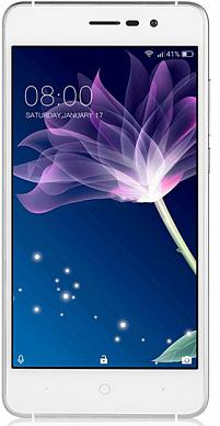 Смартфон Doogee X10 серебристый 5 8 Гб Wi-Fi GPS 3G MCO00055519 смартфон micromax q354 черный 5 8 гб wi fi gps 3g