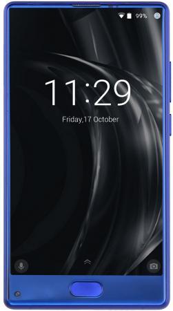 Смартфон Doogee Mix Lite синий 5.2 16 Гб LTE Wi-Fi GPS 3G MCO00055537 смартфон alcatel 3v 5099d черный 6 16 гб lte wi fi gps 3g 5099d 2calru2