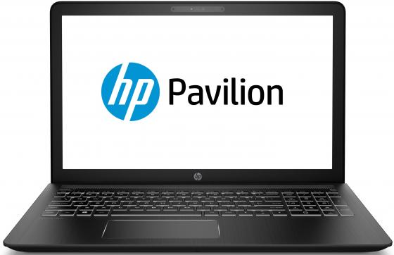 Ноутбук HP Pavilion Power 15-cb008ur 15.6 1920x1080 Intel Core i7-7700HQ 1 Tb 8Gb nVidia GeForce GTX 1050 4096 Мб белый DOS 1ZA82EA core power