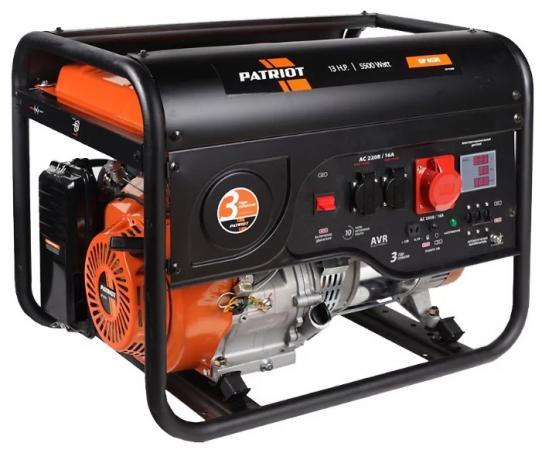цена на Генератор бензиновый PATRIOT GP 6530