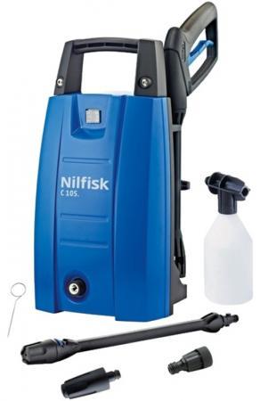 Мини-мойка Nilfisk C 105.7-5 (EU) (128470910) стеклоочиститель nilfisk smart blue