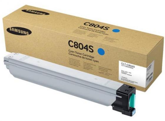 Фото - Картридж Samsung SS547A CLT-C804S для SL-X3280NR голубой подушка для шеи mettle neck lf 00 00000624 голубой