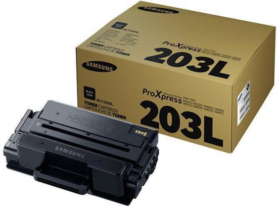 Картридж Samsung SU899A MLT-D203L для SL-M3820D/M3820ND/M4020ND/M4020NX черный samsung mlt d203l
