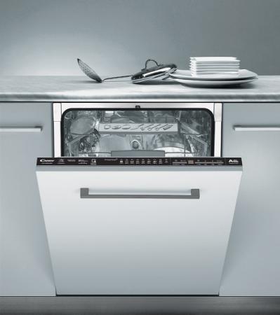 лучшая цена Посудомоечная машина Candy CDI 3DS633D-07 белый