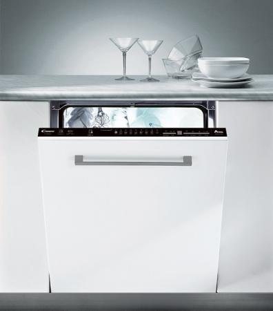 лучшая цена Посудомоечная машина Candy CDI 1DS63-07 белый
