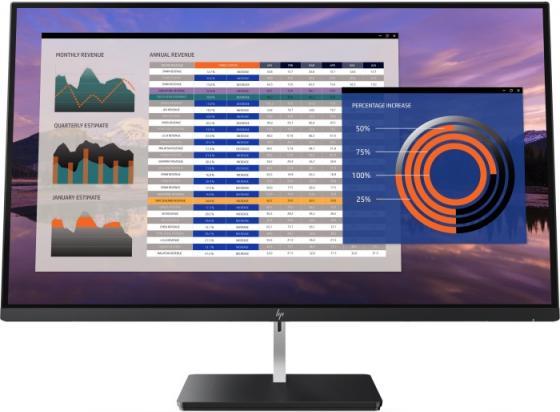 Монитор 27 HP EliteDisplay S270n черный IPS 3840x2160 350 cd/m^2 5 ms HDMI DisplayPort USB Type-C монитор lg 24ud58 b черный ips 3840x2160 250 cd m^2 5 ms g t g hdmi displayport