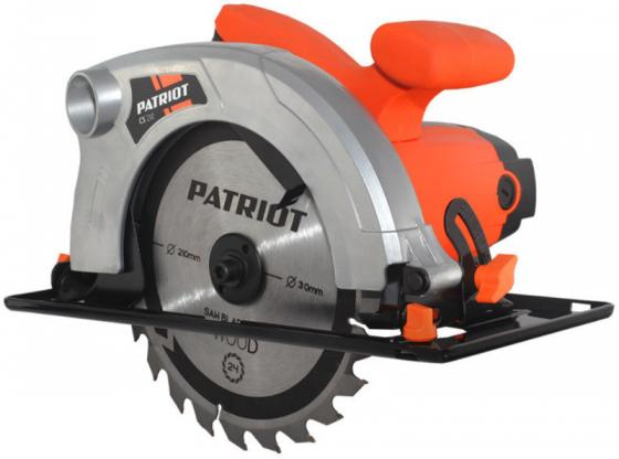 Пила циркулярная PATRIOT CS 210 циркулярная пила patriot cs186 190301605