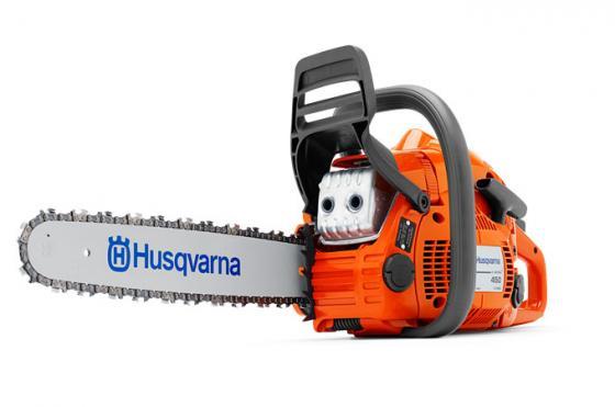 Пила цепная бензиновая (бензопила) Husqvarna 450e II pанцевый аккумулятор husqvarna bli940x