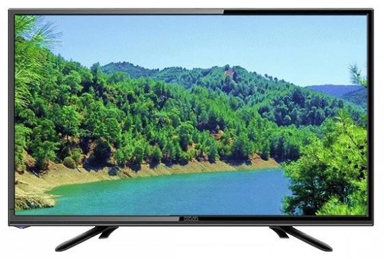 """Телевизор LED 22"""" POLAR P22L22T2C черный 1920x1080 50 Гц VGA HDMI USB"""