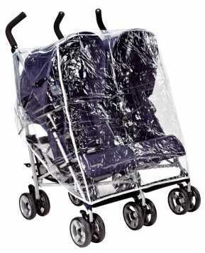 Дождевик для коляски Inglesina Twin Swift москитные сетки inglesina для шезлонга loft