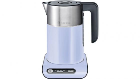 Чайник Bosch TWK8619P 2400 Вт бежевый 1.5 л металл/пластик