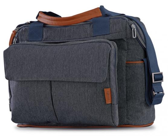 Сумка для коляски Inglesina Dual Bag (village denim)