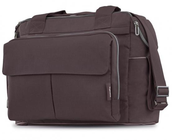 Фото - Сумка для коляски Inglesina Dual Bag (maroon glace) dtbg spring design men s bag messenger bags high quality waterproof shoulder tablet pc sleeve bag
