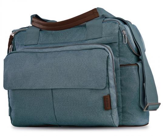 Сумка для коляски Inglesina Dual Bag (ascott green) высокий стул для кормления inglesina gusto turchese blue