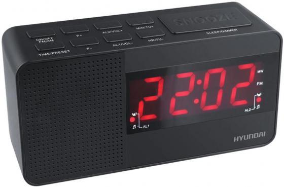 Радиобудильник Hyundai H-RCL200 —