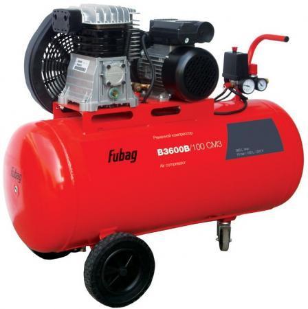 Компрессор Fubag B3600B/100 CM3 2.2кВт компрессор fubag b4800b 100 ct4 3 0квт
