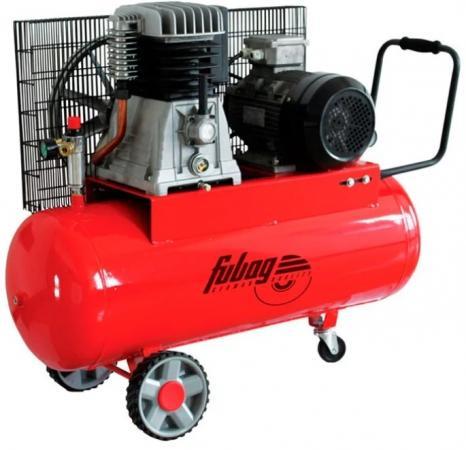 Компрессор Fubag B6800B/100 СТ5 4.0кВт компрессор поршневой fubag b6800b 270 ст7 5