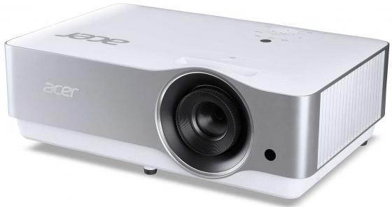 Проектор Acer VL7860 3840x2160 3000 люмен 150000:1 белый проектор acer h7850 3840x2160 3000 лм 1000000 1 белый mr jpc11 001