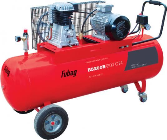 Компрессор Fubag B5200B/200 3.0кВт
