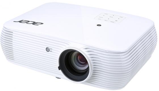 Фото - Проектор Acer P5530 1920х1080 4000 люмен 20000:1 белый проектор