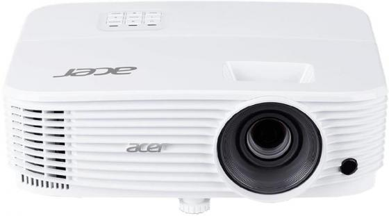 Фото - Проектор Acer P1350W 1280x800 3700 люмен 20000:1 белый MR.JPM11.001 проектор