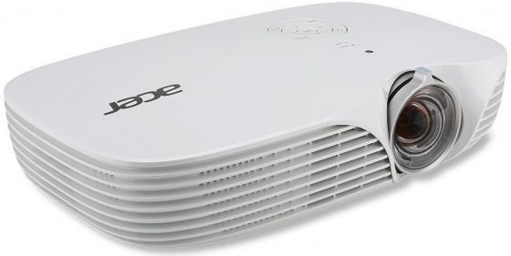 Фото - Проектор Acer K138ST 1280x800 800 люмен 100000:1 белый проектор