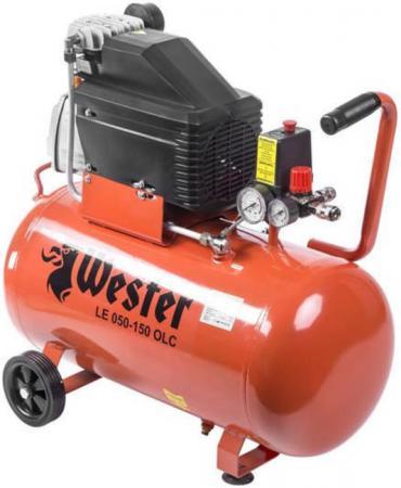 Компрессор Wester LE 050-150 OLC 1,5кВт цена и фото
