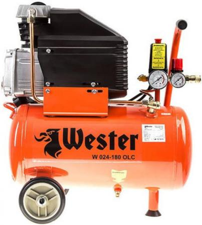 Компрессор Wester W 024-180 OLC 1,8кВт цена 2017