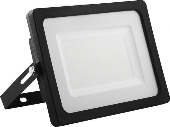 Прожектор светодиодный FERON 32104 2835 SMD 150W 6400K IP65, черный с матовым стеклом, LL-923 прожектор светодиодный feron 29494 2835 smd 20w 6400k ip65 белый с матовым стеклом ll 919