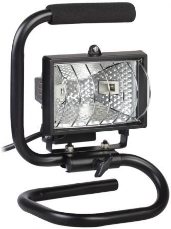 Прожектор ИЭК ИО -150П переноска IP54 черный детские качели ио 1 4 05 00