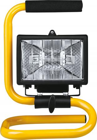 Прожектор NAVIGATOR 150Вт NFL-PH2-150-R7s/BLY галогеновый черный переносной